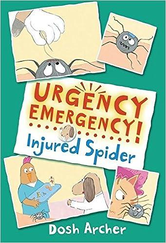 Injured Spider (Urgency Emergency!)