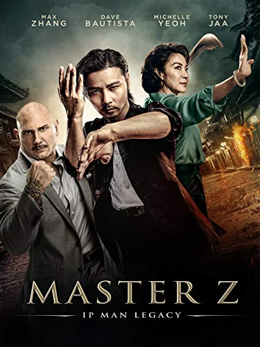 Master Z: Ip Man Legacy (Sandals Born Mens)