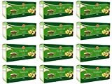 4Life Tea with Apple Cinnamon Flavor Cleansing Tea 30 Tea Bags each (pack of 12)