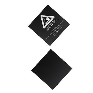 Homyl 2pcs Cama de Impresora 3D Superficie de Construcción ...