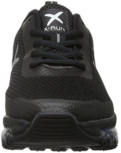 Nero ope Basse Unisex 2 Black wize Adulto Xrun amp; Sneaker 2 qTwCnUx