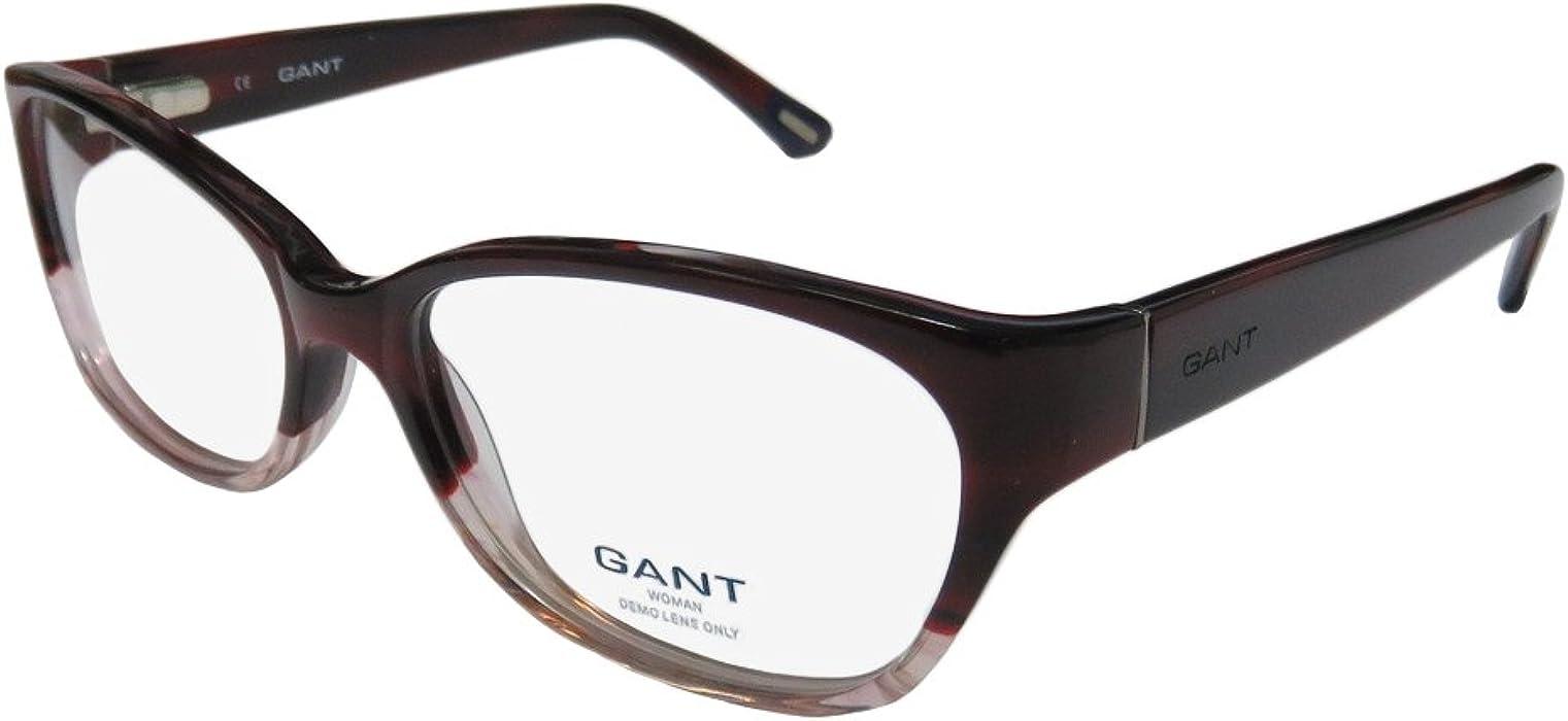 75f6cc3df02 ... Eyeglasses Eyeglass Frame. Gant Rosie For Ladies Women Cat Eye Full-Rim  Shape Spring Hinges Premium Quality