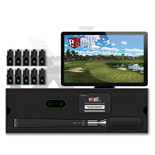Tittle Golf X-Golf Premium Simulator Analyzer