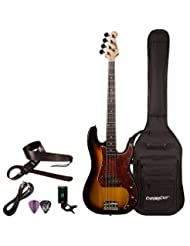 Sawtooth ST-PB-VBT-KIT-1 EP Series Electric Bass Guitar with ...