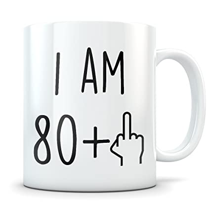 Funny 81st Birthday Gift For Women And Men