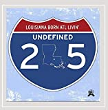 Louisiana Born, Atl Livin' [Explicit]