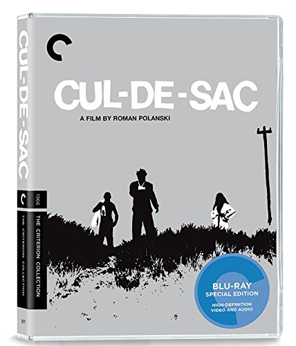 Cul-De-Sac [The Criterion Collection] [Blu-ray] [1966]