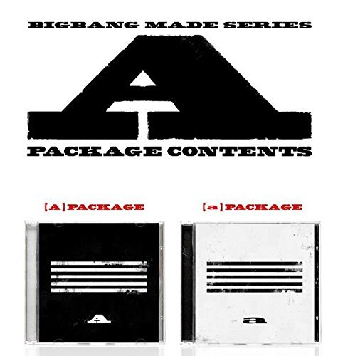 BIGBANG - MADE SERIES [ A ] CD + Booklet + Photocard + Puzzleticket (A or a version) Sealed