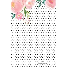 """4""""x6"""" Dotted Journal: Mini Small Pocket Cute Design Dot-Matrix/Dot-Grid Diary Notebook to write in, Bullet Journaling Essential Everyday Use Workbook For Design Work, Planner, Sketch Book, Creating Charts and graph. 4x6 Paperback"""