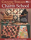 Country Threads Goes to Charm School, Mary Ehterington and Connie Tesene, 1604680067