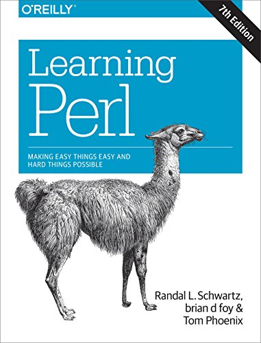 50 Best Perl Books of All Time - BookAuthority