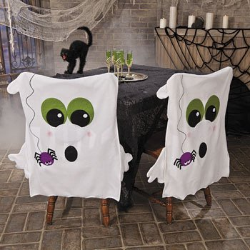Halloween Chair Covers - Party Decorations & Room (Halloween Decoration Chair)