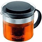 Bodum Bistro Nouveau Tea Pot, 34-Ounce