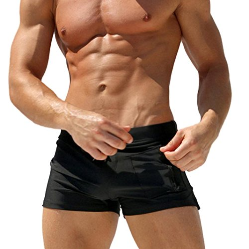 Alonea Fashion Swimsuit Swimming Trunks Briefs Beach Shorts Mens Underpant