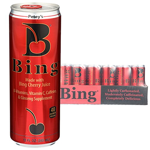 (Bing Beverage Company Bing Cherry, 12- Fl. Oz (Pack of 24))