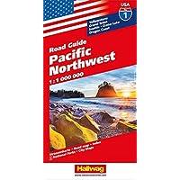 Hallwag USA Road Guide 01. Pacific Northwest 1 : 1 000 000: Straßenkarte. Road Maps. Index. National Parks. City Maps. Yellowstone, Grand Teton, ... ... Lake, Oregon Cost (Hallwag Strassenkarten)