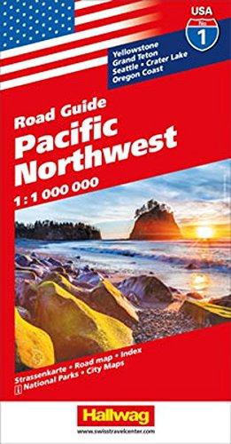 Hallwag USA Road Guide 01. Pacific Northwest 1 : 1 000 000: Straßenkarte. Road Maps. Index. National Parks. City Maps. Yellowstone, Grand Teton, ... ... Lake, Oregon Cost (Hallwag Strassenkarten) (Englisch) Landkarte – Folded Map, 29. April 2015 Hallwag Kü
