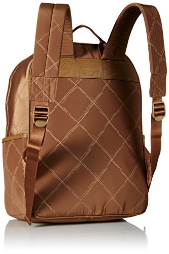 Vera Polyester Toast Backpack Poly Bradley Large Preppy rqwarXY