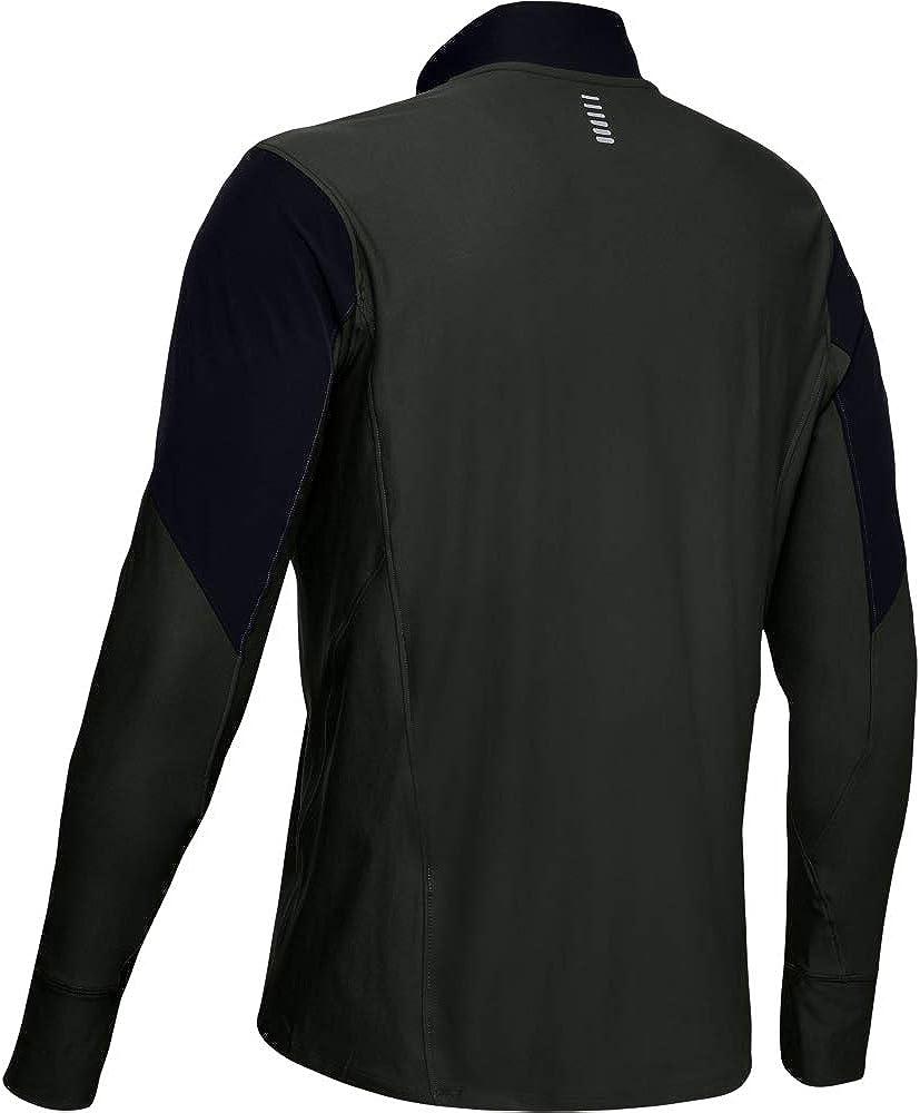 Under Armour Mens Qualifier Half-Zip T-Shirt