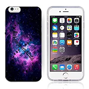Africa Ancient Proverb HAKUNA MATATA Color Accelerating Universe Star Design Pattern HD Durable Hard Plastic Case Cover for iphone 5s