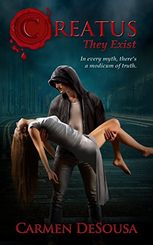 FALL in LOVE with a New Hero!For four thousand years, creatus have concealed themselves from the humans who hunted them almost to extinction. Unwittingly, one creatus will endanger them all...As with most of his family, Derrick Ashton knows his futur...