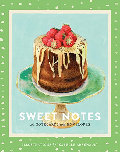 Sweet Notes: 20 Notecards and Envelopes