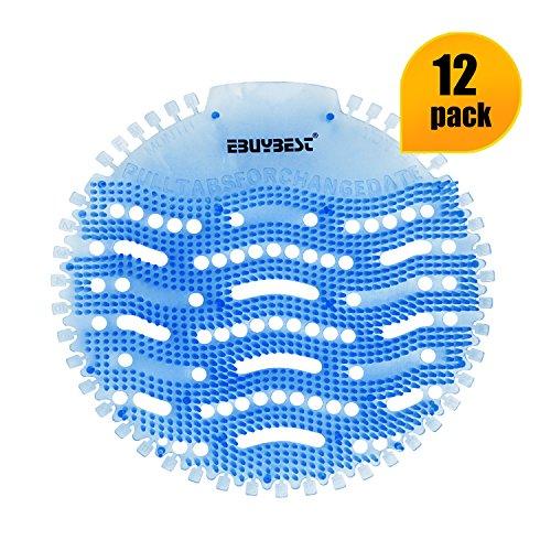 (Urinal Cake Anti-splash Dedorizer Mats - Pack of)