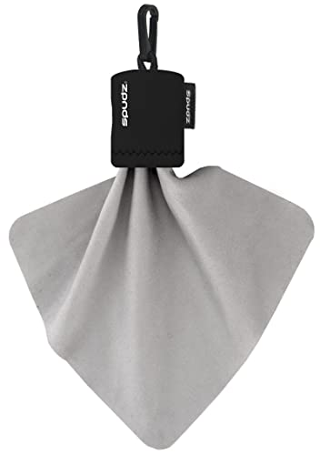 Spudz 6x6 inch Microfibre Lens Cleaning Cloth