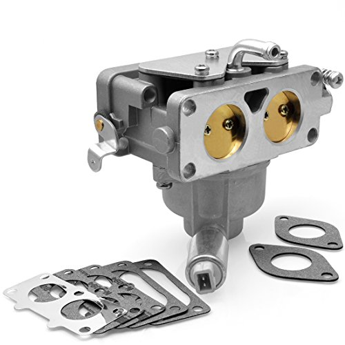 Radracing 791230 Carburetor Carb Replacement Kit Compatible 799230 699709 499804 Briggs Stratton 20HP 21HP 23HP 24HP 25HP Models (Briggs And Stratton Intek V Twin Problems)