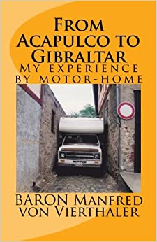 Book From Acapulco to Gibraltar: My experience by motor-home