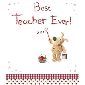 Amazon.com: Best Teacher Ever – Profesor apreciación ...