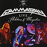 Gamma Ray: Live-Skeletons & Majesties (Audio CD)