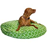 Molly Mutt Title Track Dog Duvet, Round