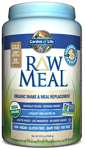 Garden of Life Raw Organic Meal 51A2mWLVpRL