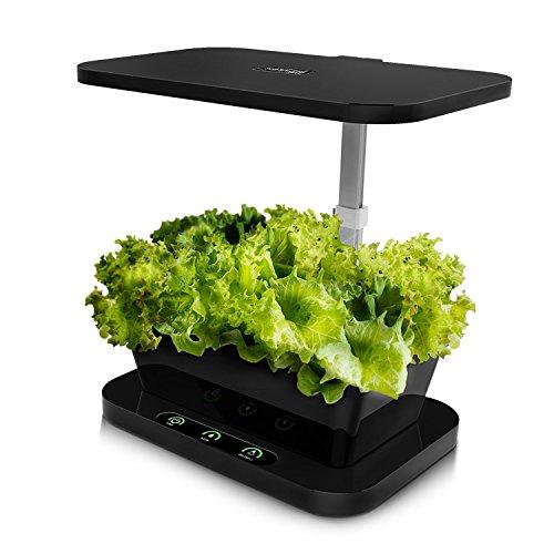 SWM LED Indoor Herb Grower Intelligent Control Hydroponic...