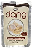 Dang Toasted Coconut Chips, Caramel Sea Salt, 1.43 Ounce (Pack of 3)