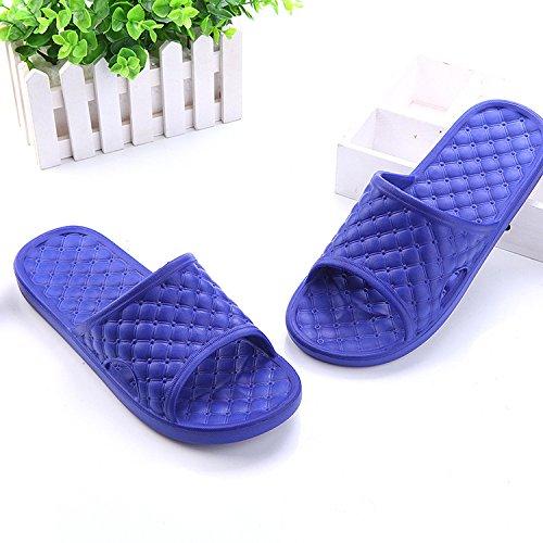 Pareja Par Zapatillas Zapatillas Summer 45 Ultra Blue Moda Al Desgaste Antideslizante Light 38 Resistente Home Xing Guang purple Cómodo Eva Slippers Nueva wT8naq0
