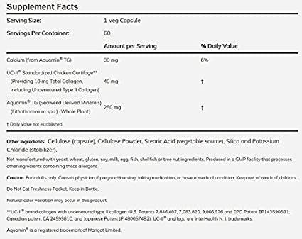 Amazon.com: Pastillas De Colageno Natural- 100% Organica: Health & Personal Care