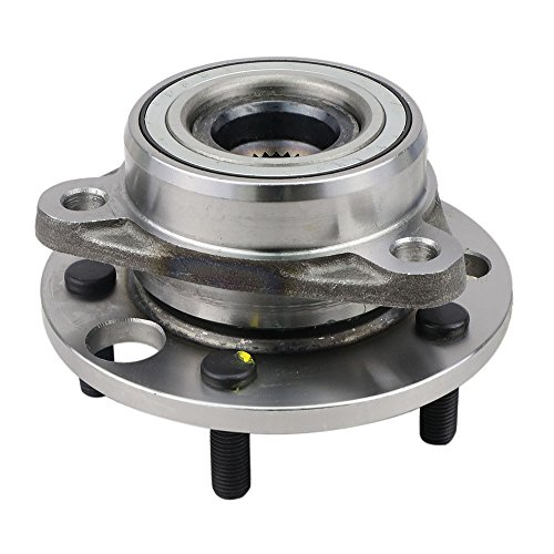 CRS NT513016K New Wheel Bearing Hub Assembly, Front/Rear Left (Driver)/ Right (Passenger),for Buick Riviera, Cadillac Seville, Chevy Celebrity, Oldsmobile Eighty Eight, Pontiac ()
