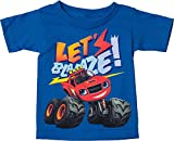 Freeze Little Boys Blaze and the Monster Machines T-Shirt Royal 5/6