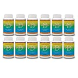 Original Flex Protex D with Vitamin D3 12 Bottles = 1 Year Supply