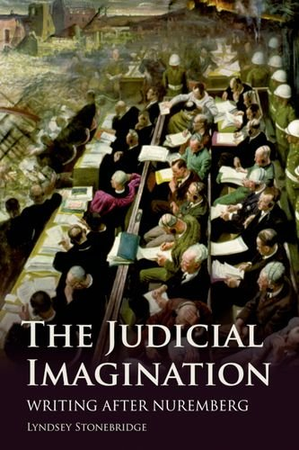 Cover of The Judicial Imagination: Writing After Nuremberg