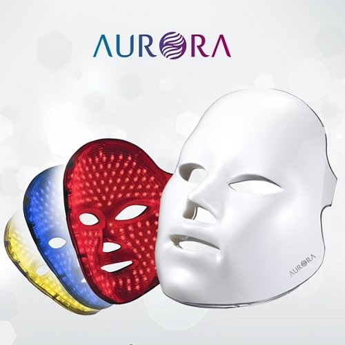 Aurora Tech Low Level Light Therapy System LED Mask Self ...