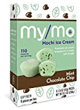 My/Mo Mint Chocolate Chip Mochi Ice Cream - 36 Mochi Ice Cream Balls (6 x 6ct. Boxes)