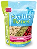 Natural Balance Healthy Bones Treats with Turkey, Oatmeal, and Cranberry for Dogs, 16-Ounce Bag, My Pet Supplies