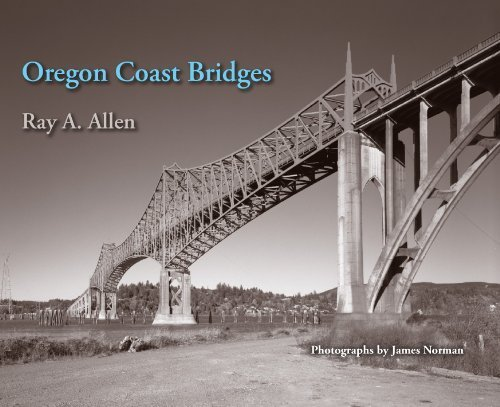 Download Oregon Coast Bridges pdf epub