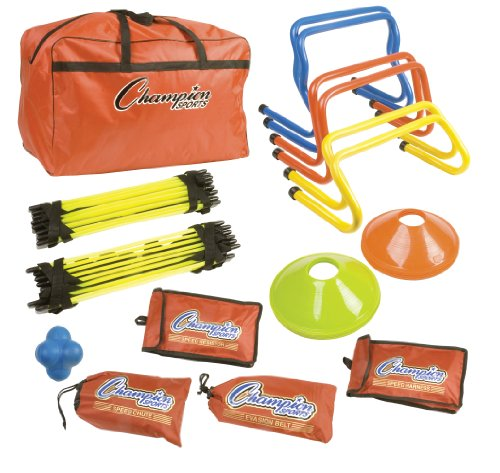 Champion Sports Speed & Agility Kit by Champion Sports