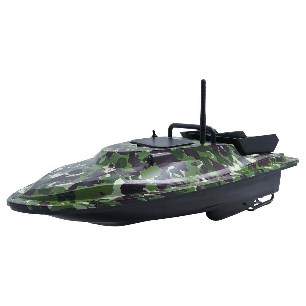 Tiean Fish Finder 1.5kg Loading 500m Remote Control Fishing Bait Boat RC Boat