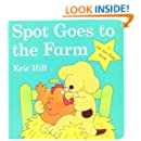 Spot Goes to the Farm board book