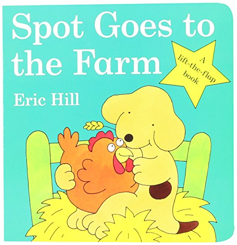 Spot Goes to the Farm board book -